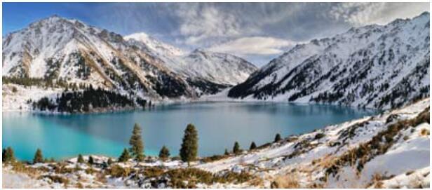 KAZAKHSTAN AS A TOURIST COUNTRY