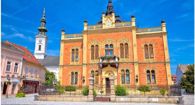 Novi Sad is the second largest city in Serbia