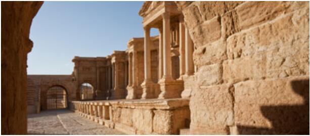 TRAVEL DESTINATIONS IN SYRIA