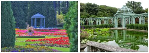 Ashgabat Botanical garden