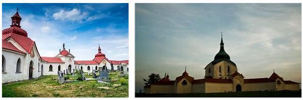 Pilgrimage Church of St. John Nepomuk (World Heritage)